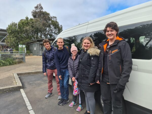 day trip for young adults with mild disabilities