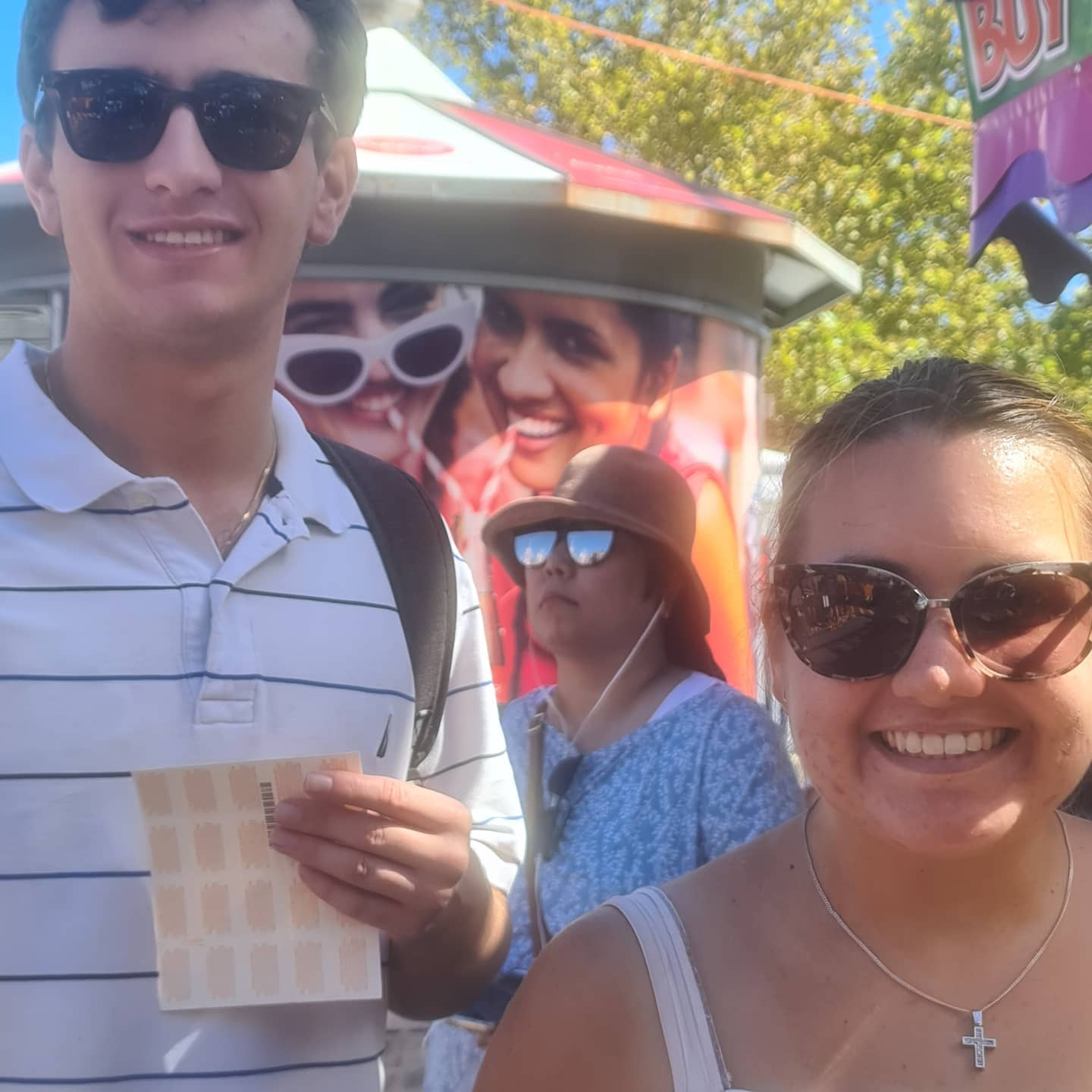 Easter Show for young adults with mild disabilities